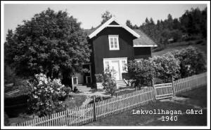 lekvollhagan gård 1940